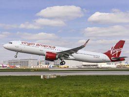 Le premier airbus a321neo pour virgin america photos for Virgin america a321neo cabin