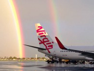 air-journal_Virgin Australia 737 rainbow