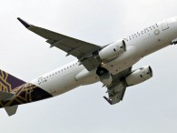 air-journal_Vistara A320 takeoff