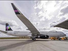 air-journal_Volaris A321 delivery