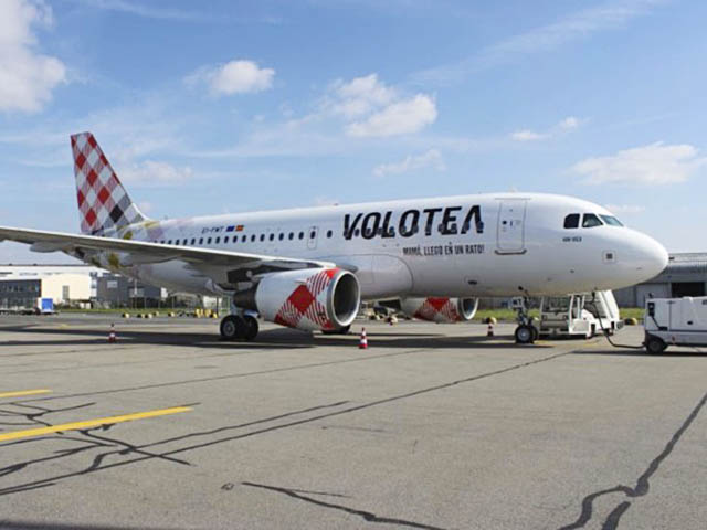 l t 2017 de volotea toulouse quatre nouveaut s deux a319 air journal. Black Bedroom Furniture Sets. Home Design Ideas