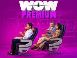 plus de photos db6db ebbda WOW Air : tarif Premium et A330neo | Air Journal