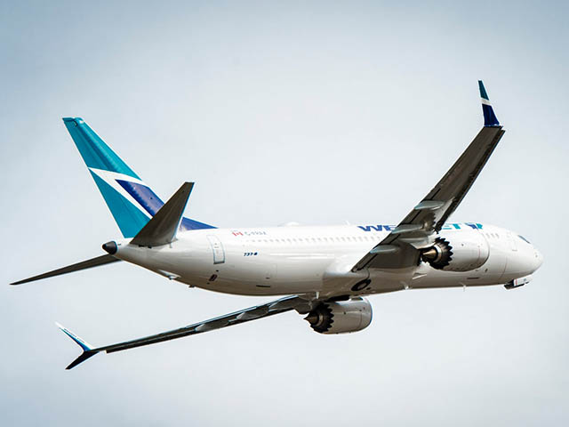 Feu vert du Canada au retour des Boeing 737 MAX 1 Air Journal