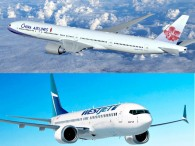 air-journal_WestJet China Airlines