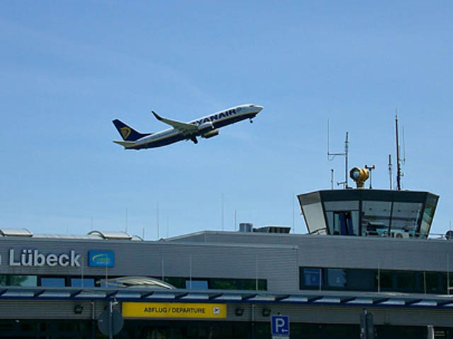 air-journal_aeroport Lubeck Ryanair