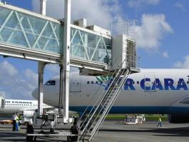 air-journal_aeroport Pointe a Pitre Air Caraibes
