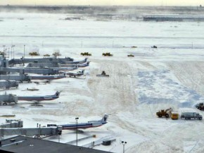 air-journal_aeroport neige©Chicago OHare