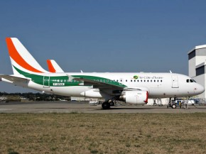 air-journal_air cote d'ivoire A319 2©Eric Pajaud