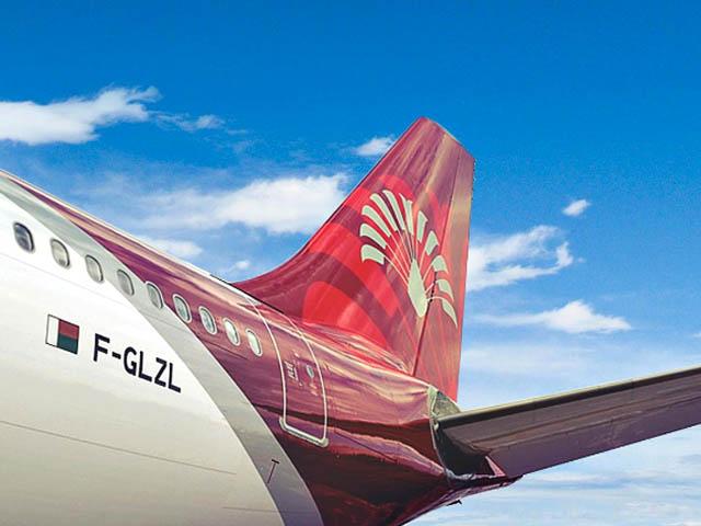 Suspension des vols régionaux et internationaux à compter du 20 mars 2020