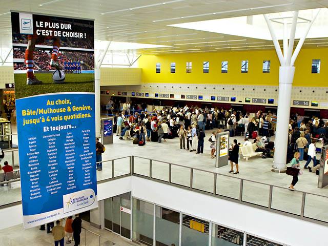 air journal bordeaux aeroport 2 Aéroport de Bordeaux mise sur le trafic passager chinois