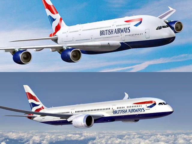 air-journal_british airways A380 787