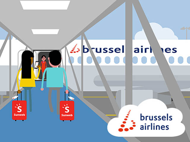 Forfaits voyage : Brussels Airlines signe avec NORDIC et Sunweb 2 Air Journal