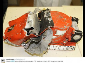 air-journal_crash Flydubai boite noire@ASN