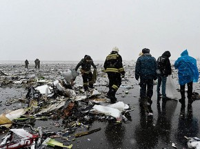 air-journal_crash Flydubai debris@Sputnik