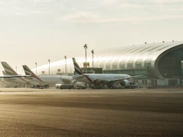 air-journal_dubai aeroport A380 Hall A