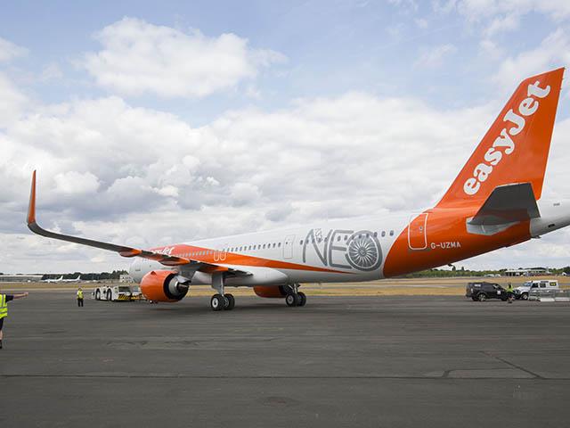EasyJet continue de vendre ses Airbus – pour les relouer 1 Air Journal