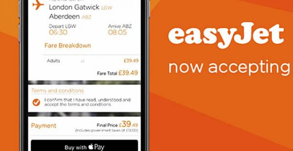 air-journal_easyJet Apple Pay