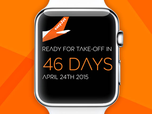 air-journal_easyJet Apple watch