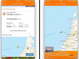 nice voyages easyjet lance le suivi des vols par flightradar24. Black Bedroom Furniture Sets. Home Design Ideas