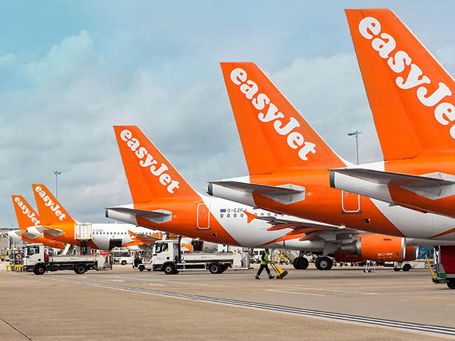 EasyJet: increase in bookings between France and the United Kingdom 1 Air Journal