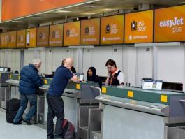 air-journal_easyJet depose bagages
