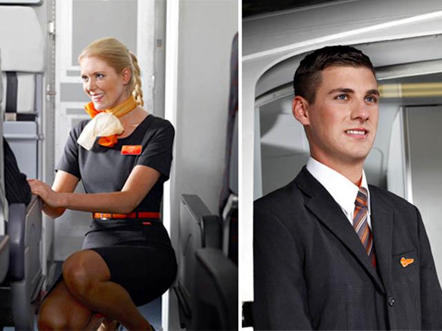 easyjet 1140 embauches et 30 000 nouveaux si ges air journal. Black Bedroom Furniture Sets. Home Design Ideas