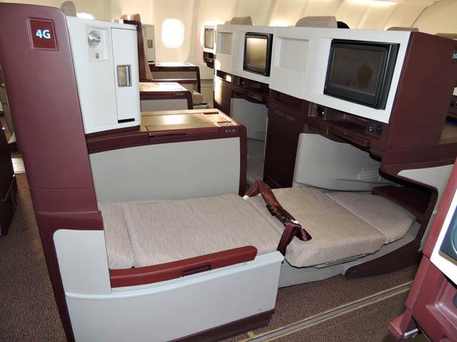 air-journal_jet airways A330-300 affaires