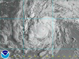 situation ouragan guadeloupe