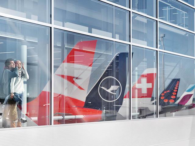 Deutschland muss die Hauptstadt (Gebiet) von Lufthansa 1 Air Journal verlassen