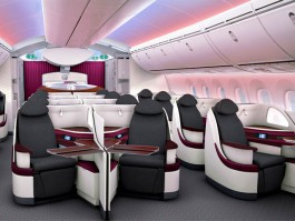 qatar airways d voile l int rieur de ses 787 air journal
