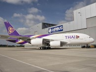 air-journal_thai airways A380 usine