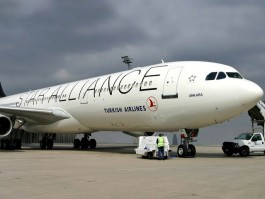 air-journal_turkish airlines A340 star alliance