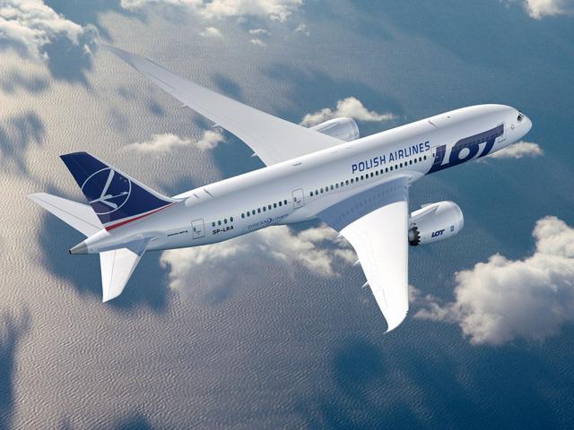 LOT Polish Airlines ne récupérera pas les deux Dreamliner commandés 2 Air Journal