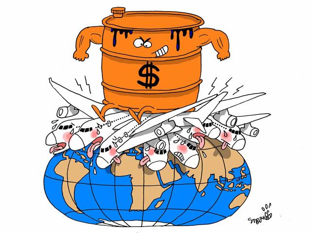 Afrique 9 compagnies s entendent pour payer le carburant - Petrole sans odeur moins cher ...